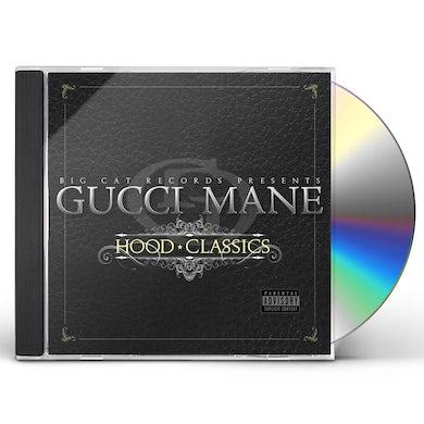 Gucci Mane HOOD CLASSICS CD