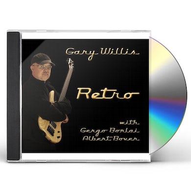 Gary Willis RETRO CD