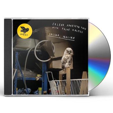 Erlend Trio Apneseth / Frode Haltli SALIKA MOLIKA CD