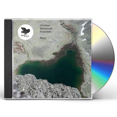 Christian Ensemble Wallumrod MANY CD