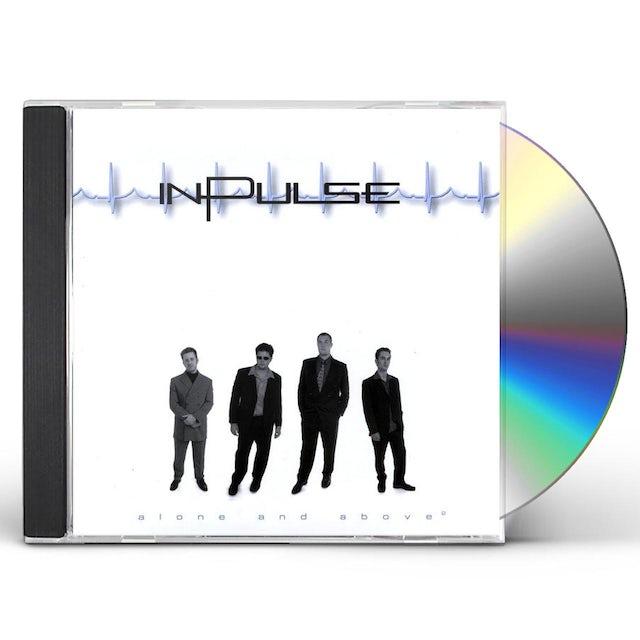 InPulse ALONE & ABOVE CD