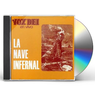 Vox Dei NAVE INFERNAL CD