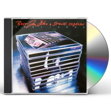 Joe D'Urso & Stone Caravan BEST: 1991-2003 CD