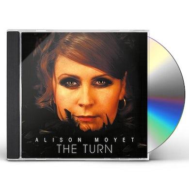 Alison Moyet TURN CD