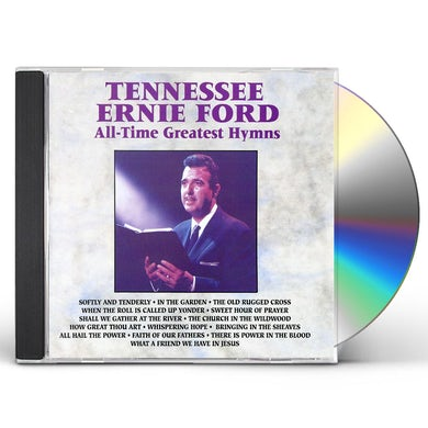 Tennessee Ernie Ford GREATEST HYMNS CD
