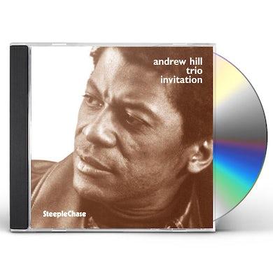 Andrew Hill INVITATION CD