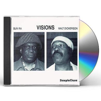 Walt Dickerson VISIONS CD