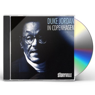 Duke Jordan IN COPENHAGEN CD