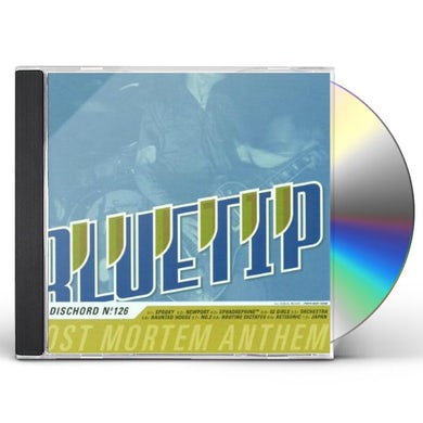 Bluetip POST MORTEM ANTHEM CD