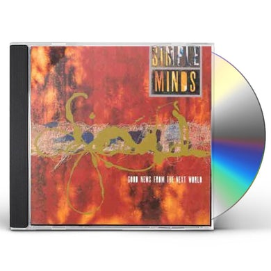 Simple Minds GOOD NEWS FROM THE NEXT WORLD CD