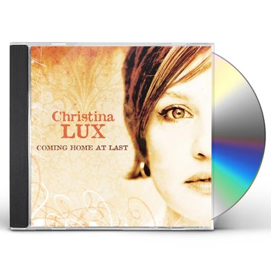 Christina Lux COMING HOME AT LAST CD