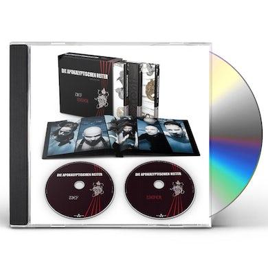 Apokalyptischen Reiter TIEF.TIEFER CD