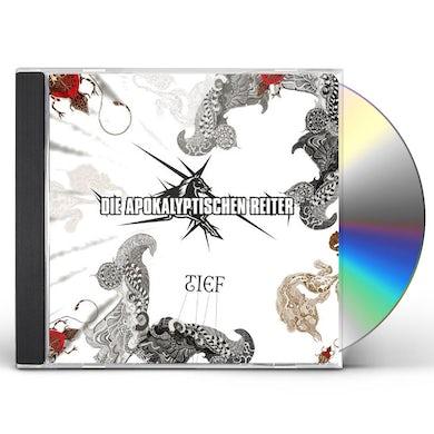 Apokalyptischen Reiter TIEF CD