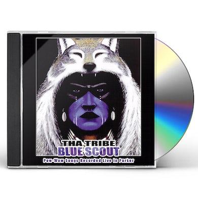 Tha Tribe BLUE SCOUT CD