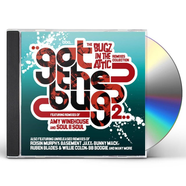 Bugz In The Attic GOT THE BUG 2 CD