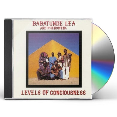 Babatunde Lea LEVELS OF CONCIOUSNESS CD
