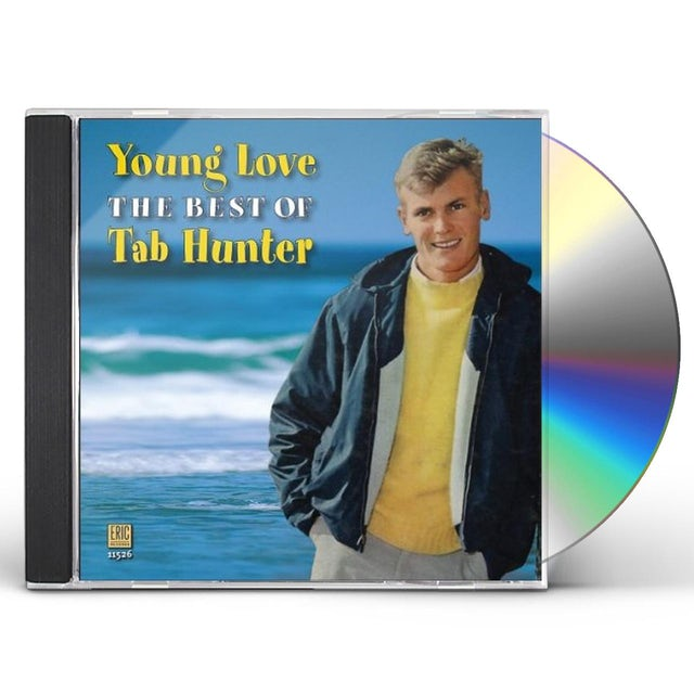 YOUNG LOVE: THE BEST OF TAB HUNTER CD