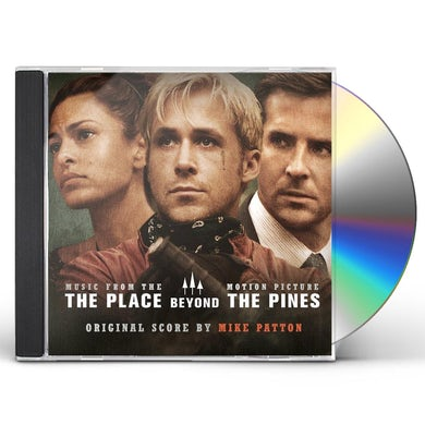 Mike Patton PLACE BEYOND THE PINES CD