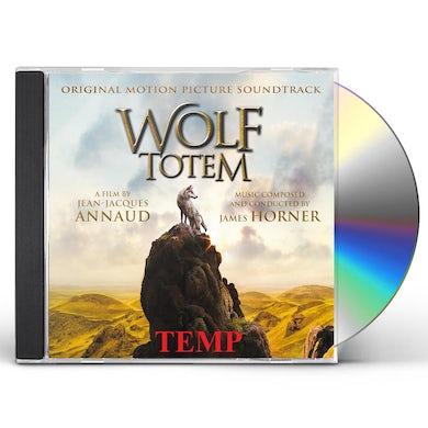James Horner WOLF TOTEM / Original Soundtrack CD