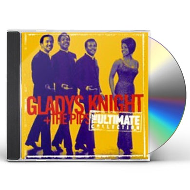 Gladys Knight & The Pips ULTIMATE COLLECTION CD