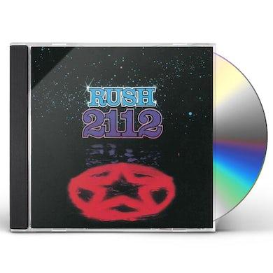 Rush 2112 (Remastered) CD