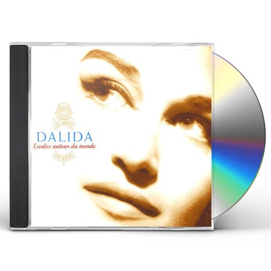 Dalida ESCALES AUTOUR DU MONDE CD