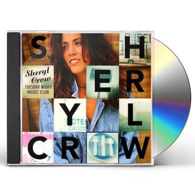 Sheryl Crow TUESDAY NIGHT MUSIC CLUB CD