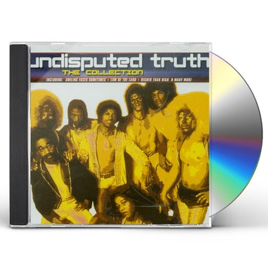Undisputed Truth ESSENTIAL COLLECTION CD