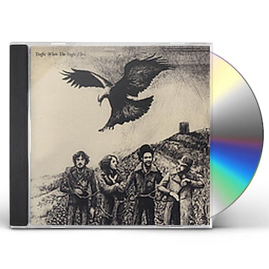 Traffic WHEN THE EAGLE FLIES CD
