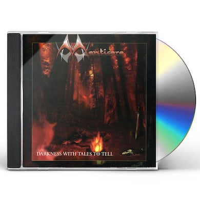 Manticora DARKNESS WITH TALES TO TELL CD