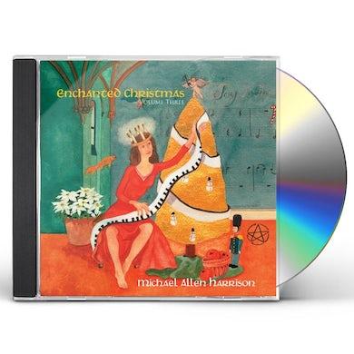 Michael Allen Harrison ENCHANTED CHRISTMAS 3 CD