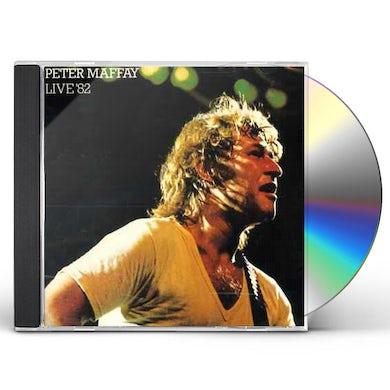 Peter Maffay LIVE '82 CD