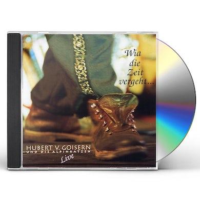 Hubert von Goisern WIA DIE ZEIT VERGEHT CD
