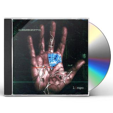 Almamegretta LINGO CD
