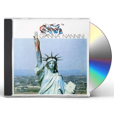 Gianna Nannini CALIFORNIA CD