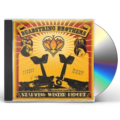 Deadstring Brothers STARVING WINTER REPORT CD