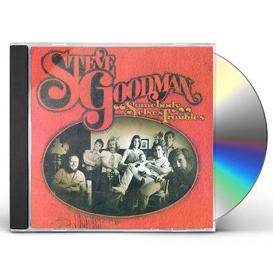 Steve Goodman SOMEBODY ELSE'S BLUES CD