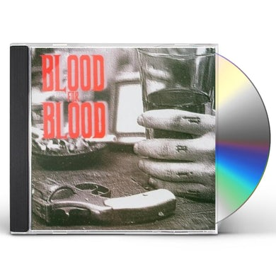 Blood For Blood SPIT MY LAST BREATH CD