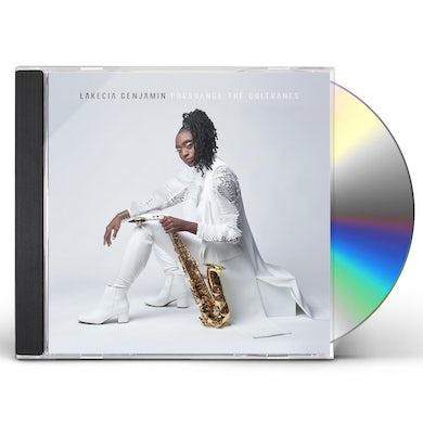 Lakecia Benjamin PURSUANCE: THE COLTRANES CD