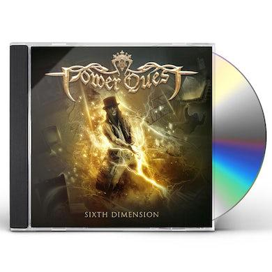 Power Quest SIXTH DIMENSION CD