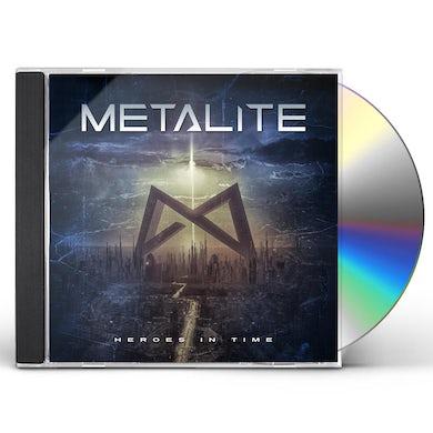 Metalite HEROES IN TIME CD