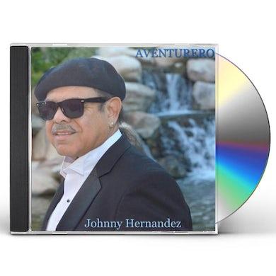 Johnny Hernandez AVENTURERO CD
