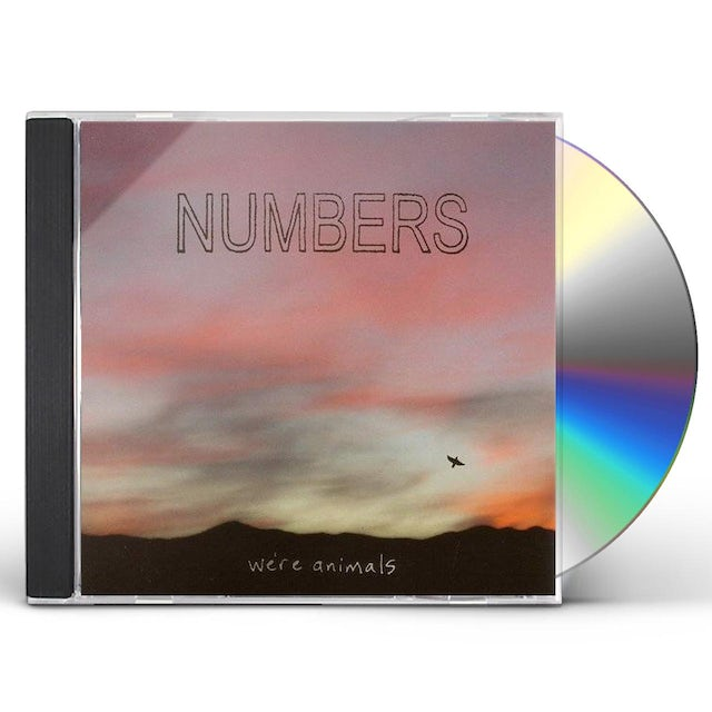 Numbers WE'RE ANIMALS CD
