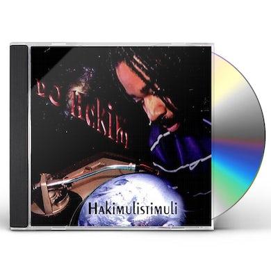 DJ Hakim HAKIMULISTUM CD