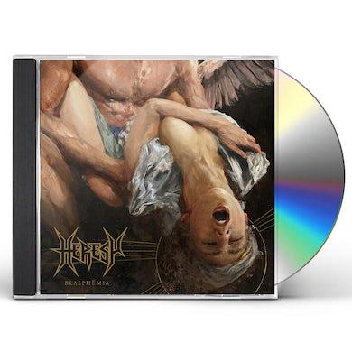 Heresy BLASPHEMIA CD