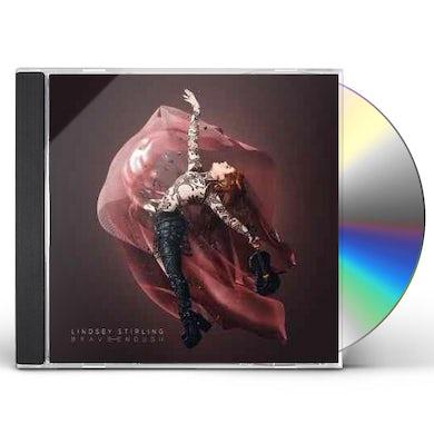 Lindsey Stirling BRAVE ENOUGH CD