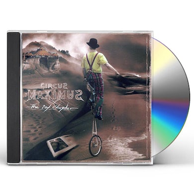 Circus Maximus FIRST CHAPTER CD
