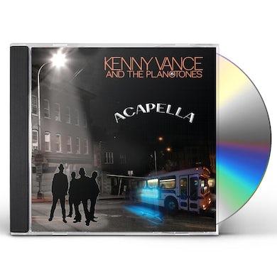 Kenny Vance ACAPELLA CD