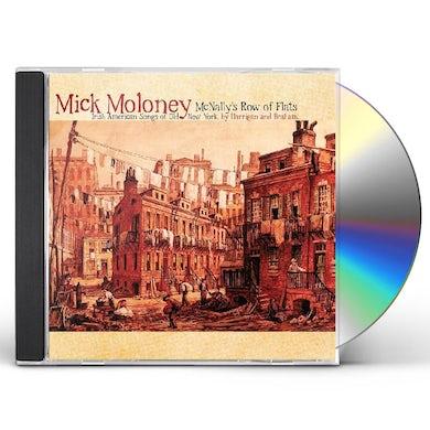 Mick Moloney MCNALLY'S ROW OF FLATS CD