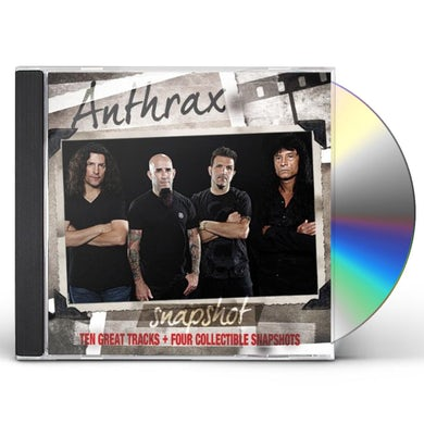 SNAPSHOT: ANTHRAX CD